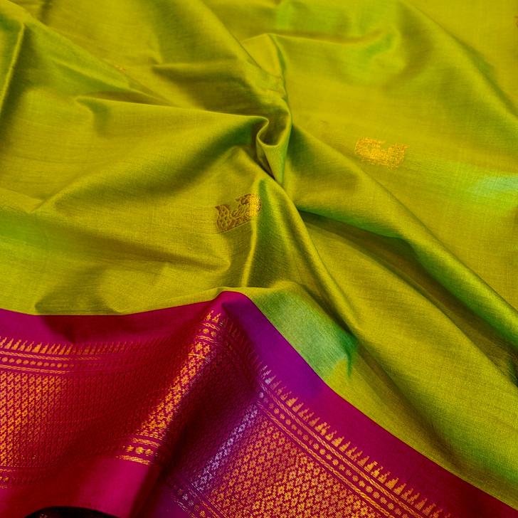 Vilasha Cotton Silk Ap/Mag