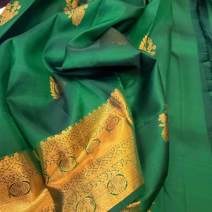 H/L = Emerald Gr  Kanjiwaram