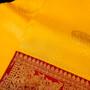 Kanchipuram Silk Yel/Mar  jari