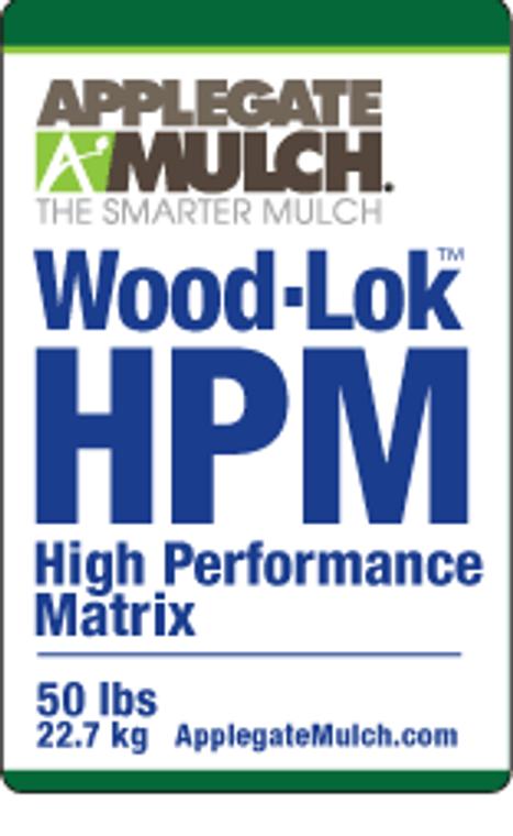 Applegate Mulch Wood-Lok HPM High Performance Matrix Wood Mulch