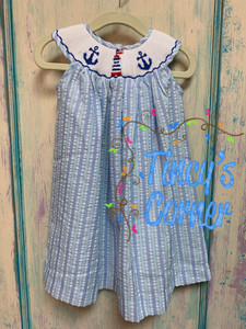 Infant Girl's Lighthouse Dress