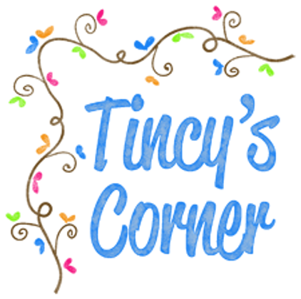 Tincy's Corner In-Store Personalization Form