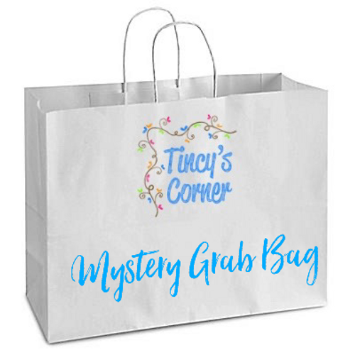 Personalized TC Mystery Grab Bag Applique Garments