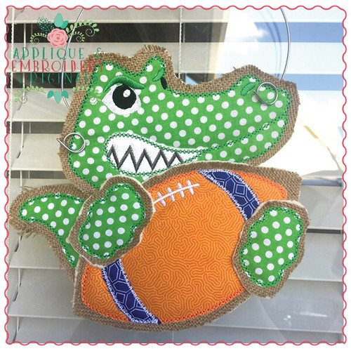 Gator Football Door Hanger X-Large