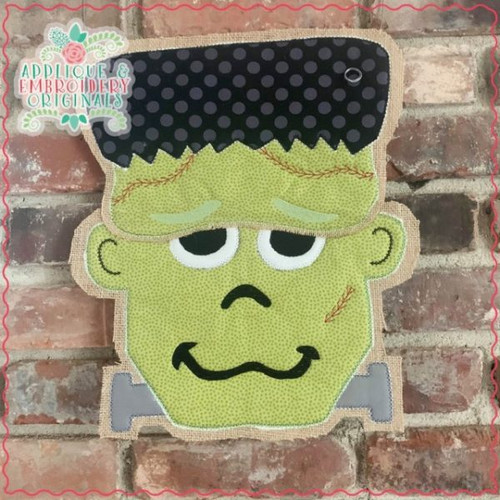 Frankenstein Door Hanger X-Large