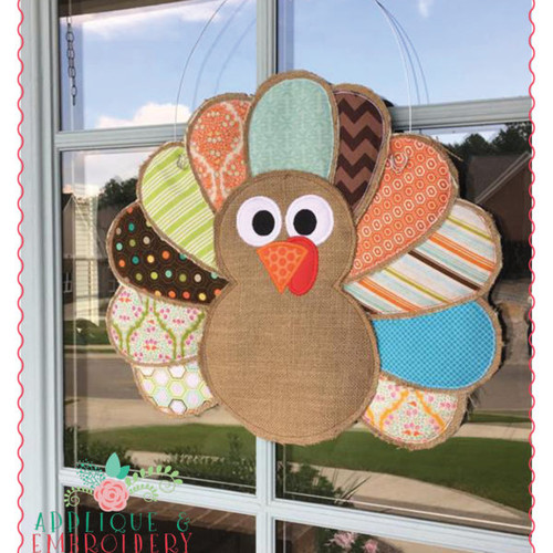 Turkey Door Hanger X-Large