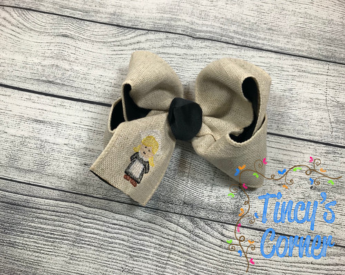 Pilgrim Girl Boutique Hair Bow