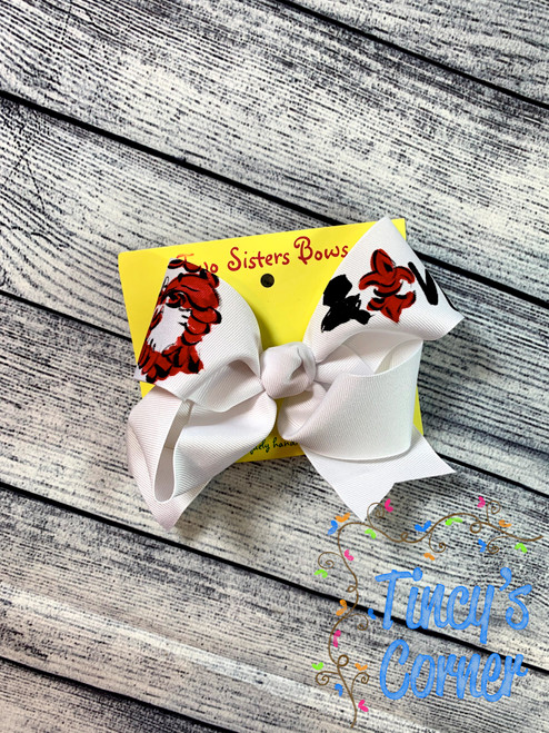 Crawfish Love Boutique Hair Bow