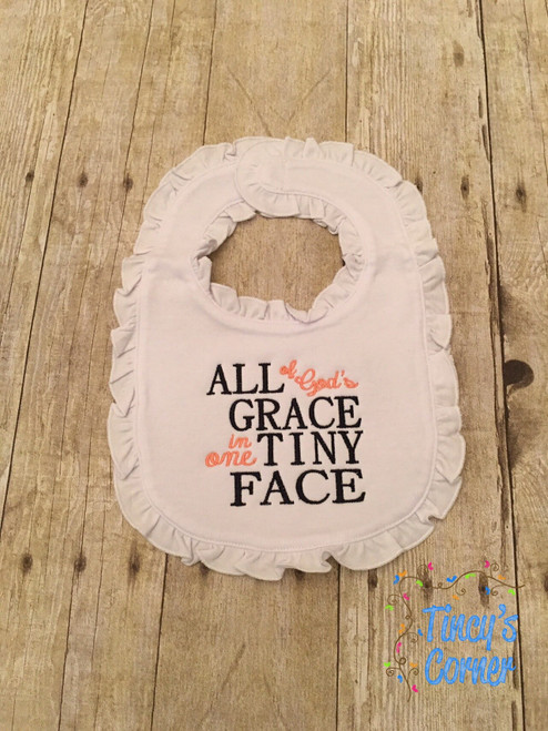 All God's Grace Embroidery