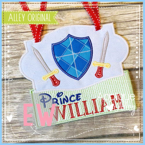Little Prince Stroller Tag