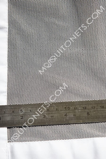 Polyester mosquito netting