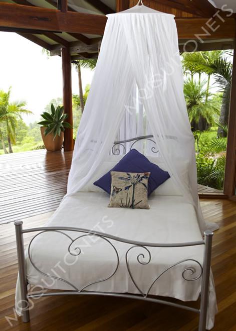 Cotton round classic mosquito net