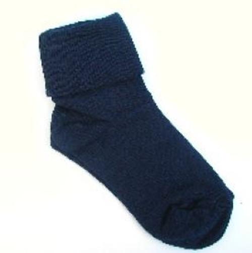 Navy children's socks
