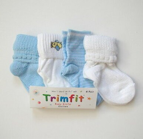 Infant socks for boys