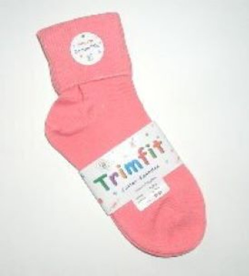 girls socks peach