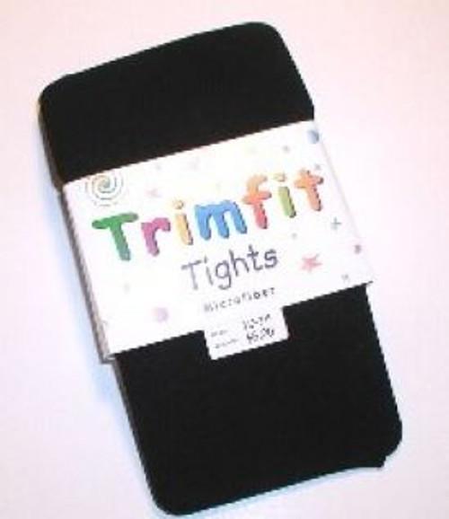 black children's tights