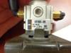 SMC AR1000-M5-1 Air Regulator w/Guage 0-1 Mpa1