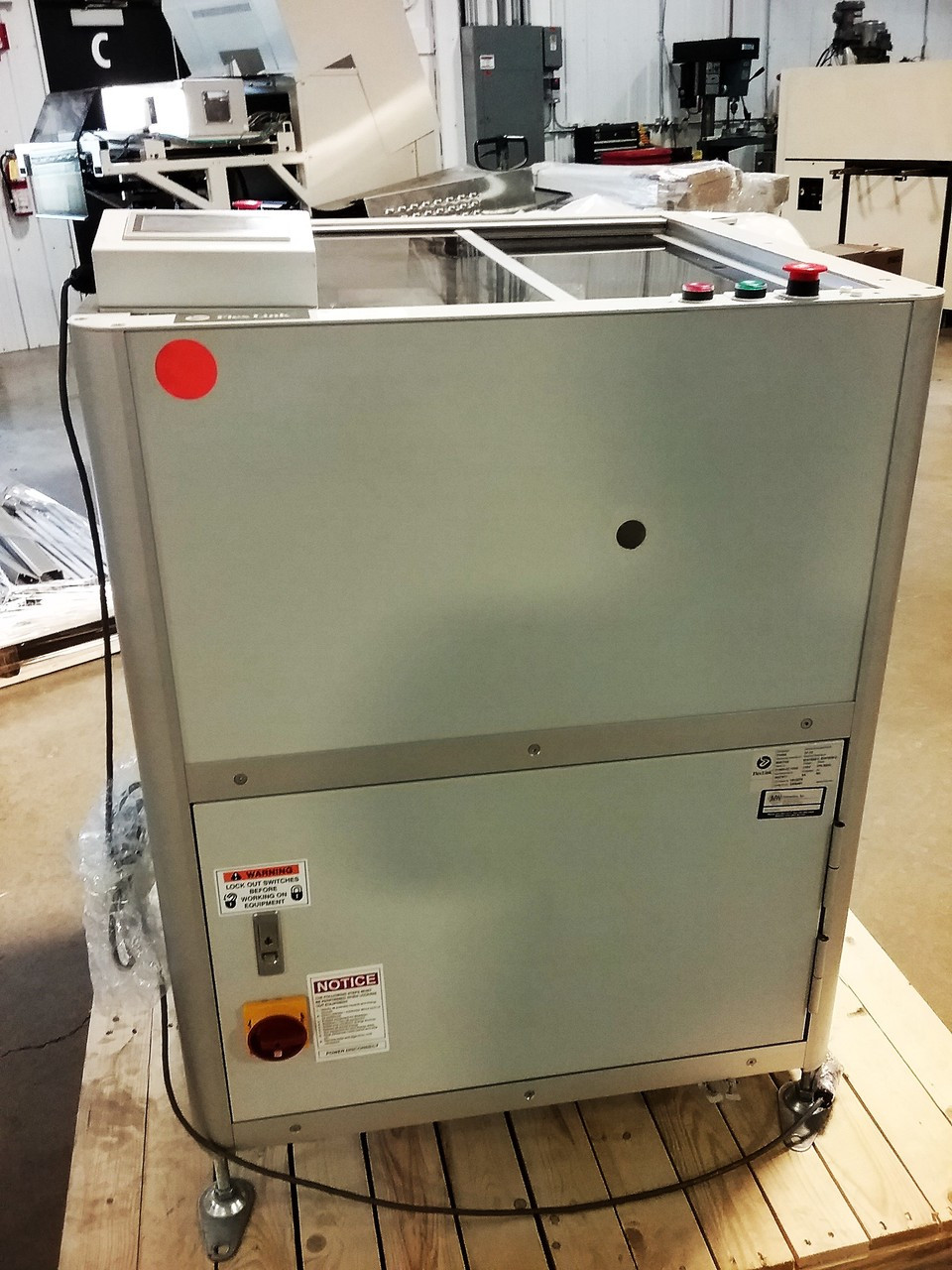 Flexlink F1600 Turn Conveyor (160912)