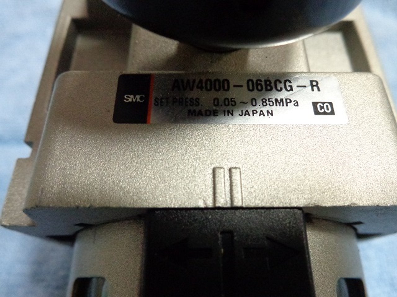 SMC AW4000-06BCG-R Filter Regulator2
