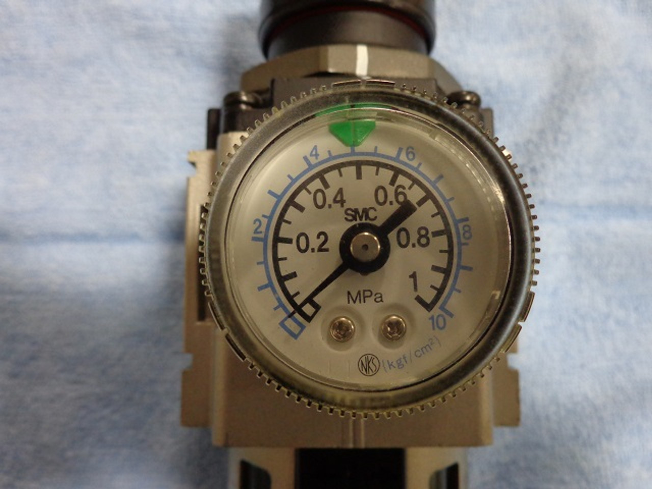 SMC AW4000-06BCG-R Filter Regulator3