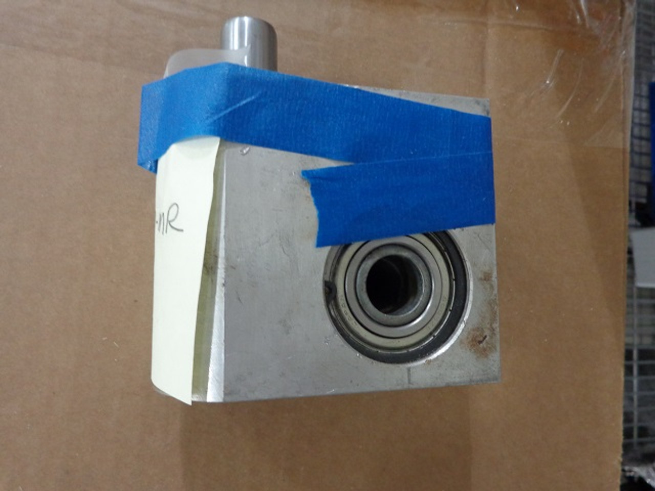 Folungwin CBB-ASM-MR-USED Conveyor Bearing Block Assembly (movable rail) - Folungwin