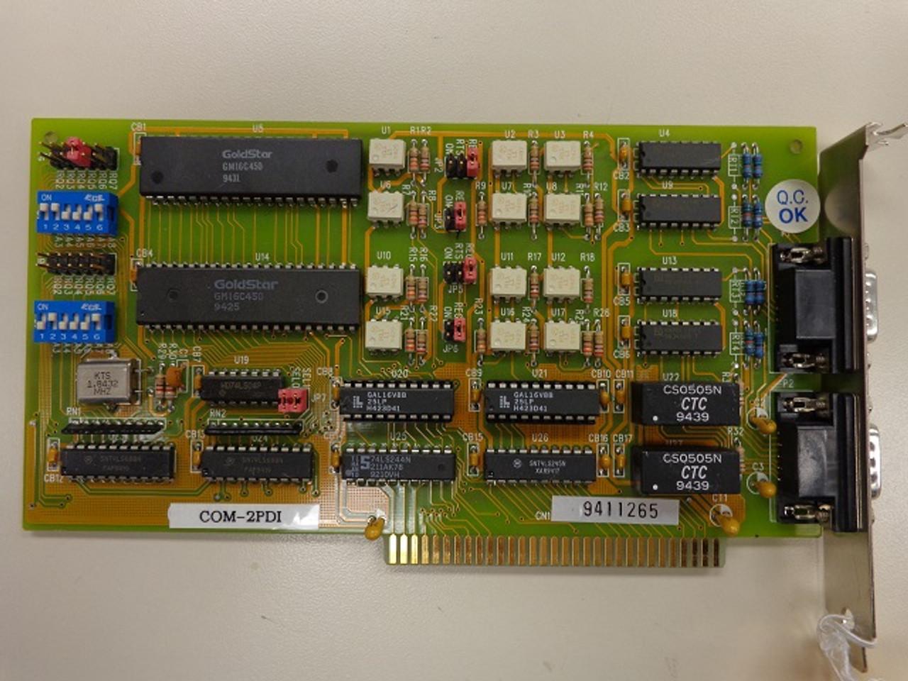 MPM COM-2PDI Com Port Card