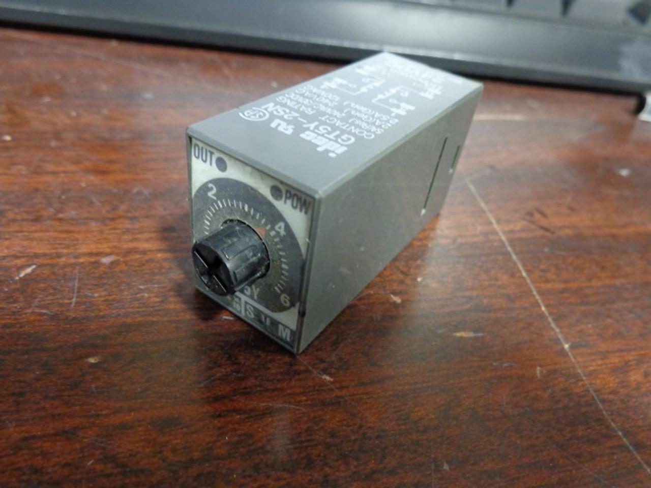Idec GT5Y-2SN Relay