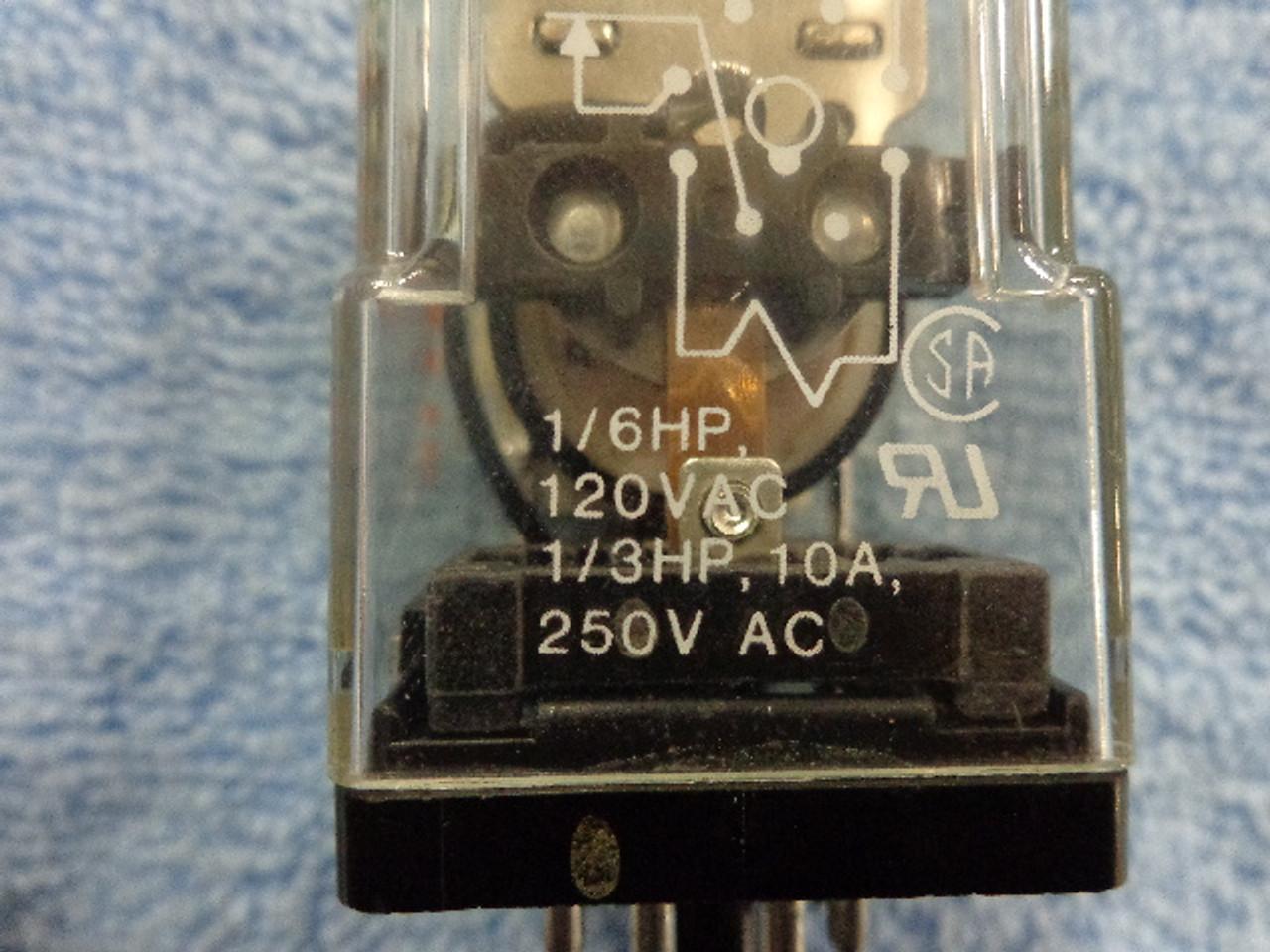 Potter & Brumfield KRPA-5DG-24 Relay 24 VDC Coil1
