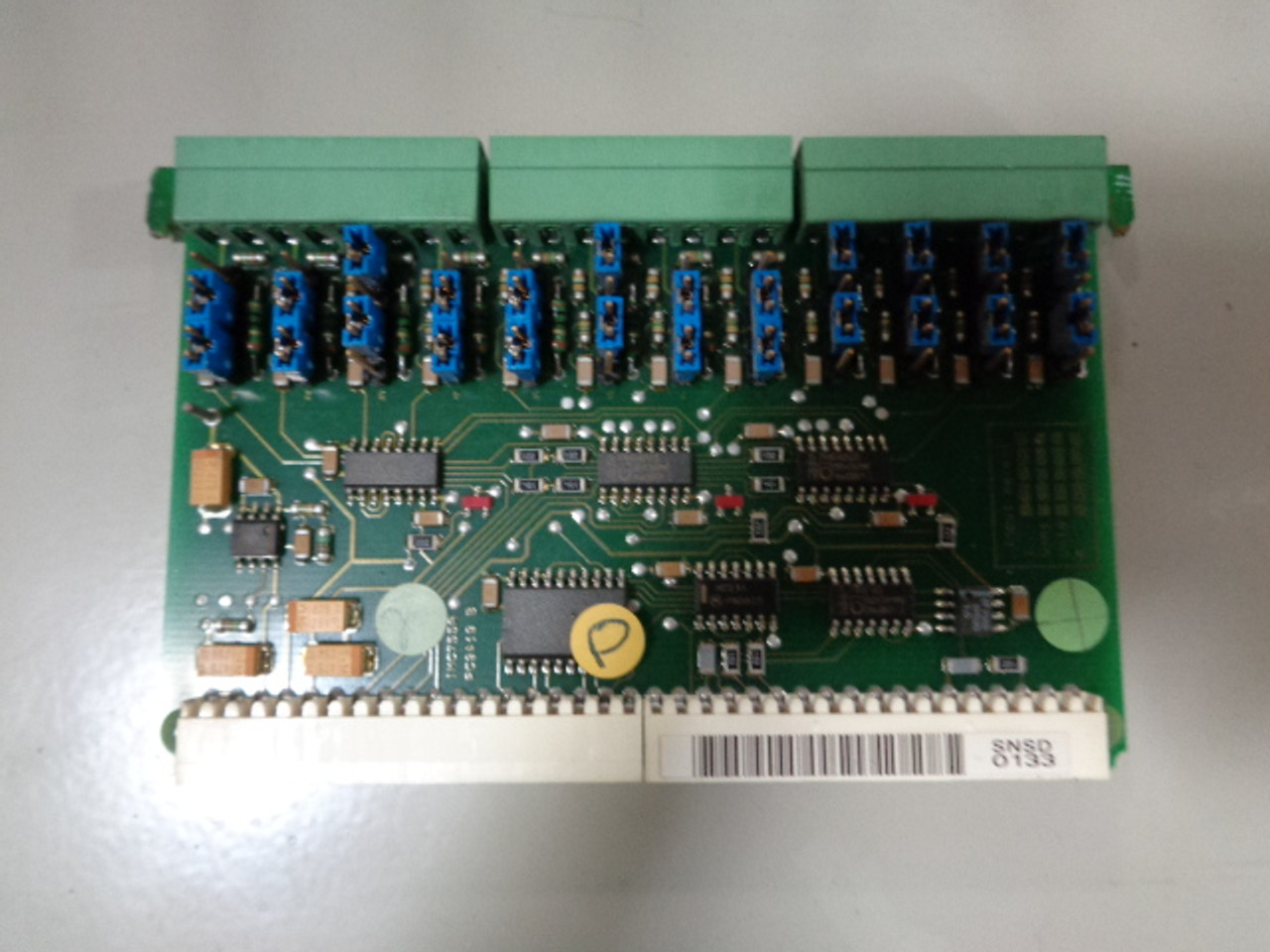 Vitronics Soltec PC9419A Circuit Board