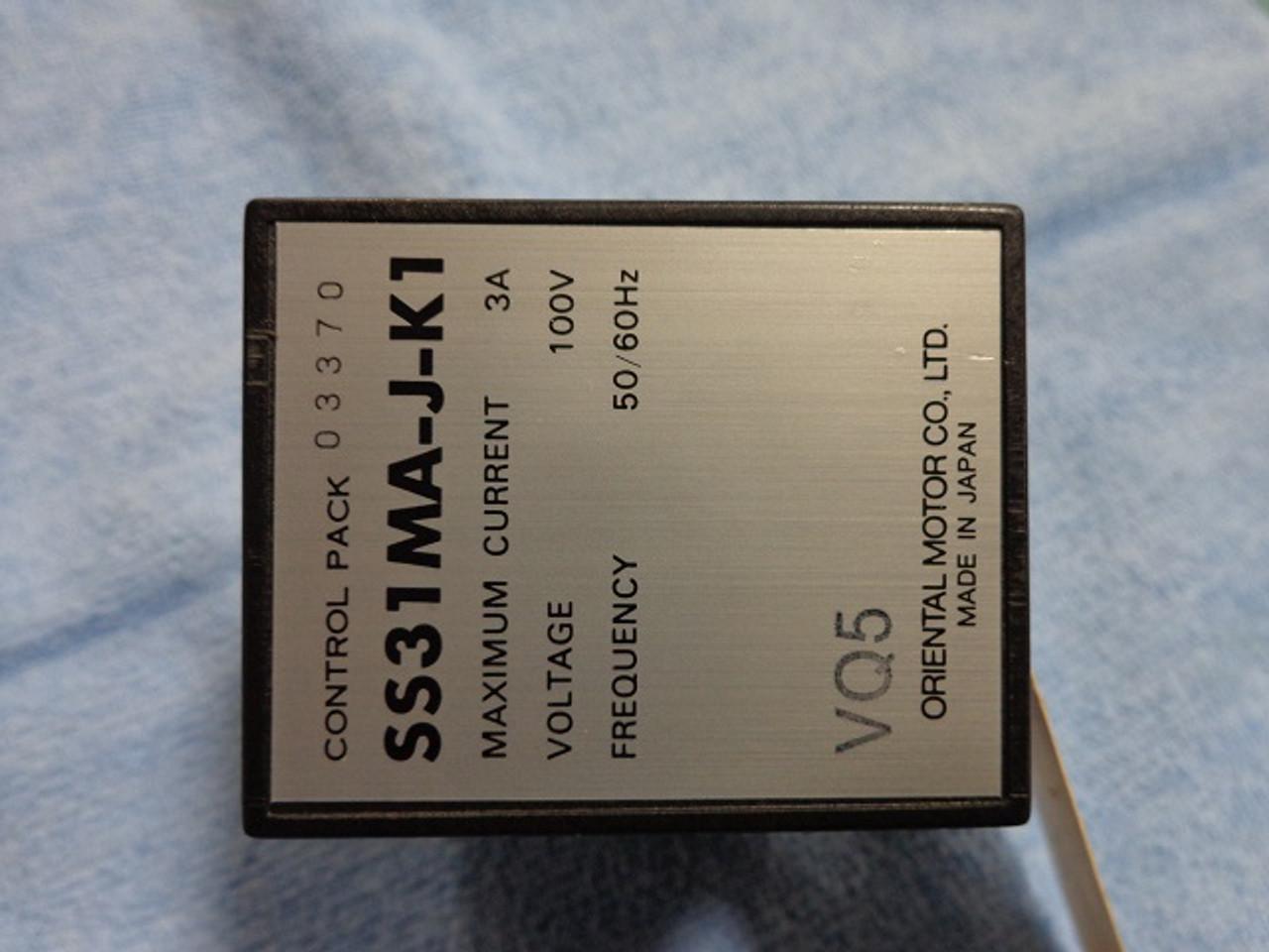 Oriental Motor SS31MA-J-K1 Control Pack