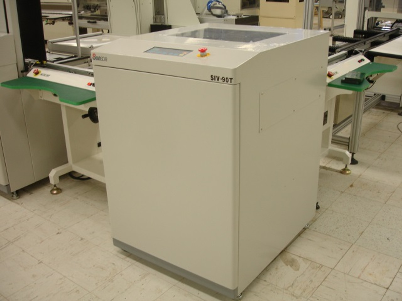 Sunsda SIV-90T PCB Turn Unit