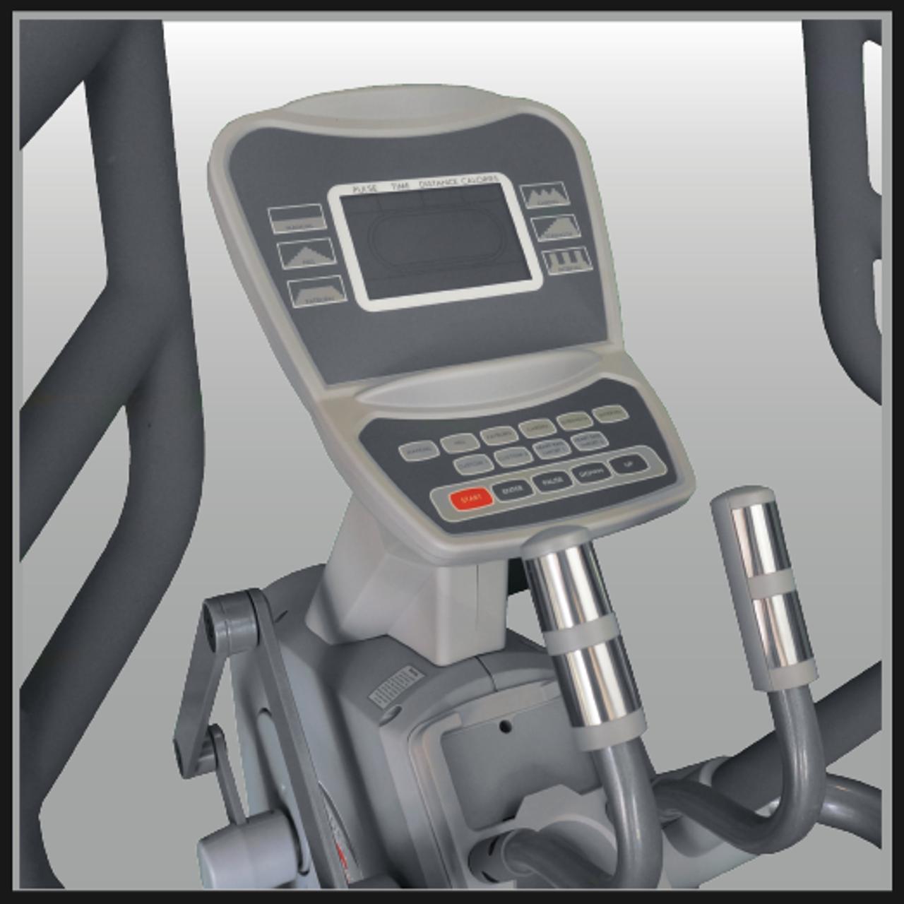 Burn Fitness S-II Ultra Elliptical