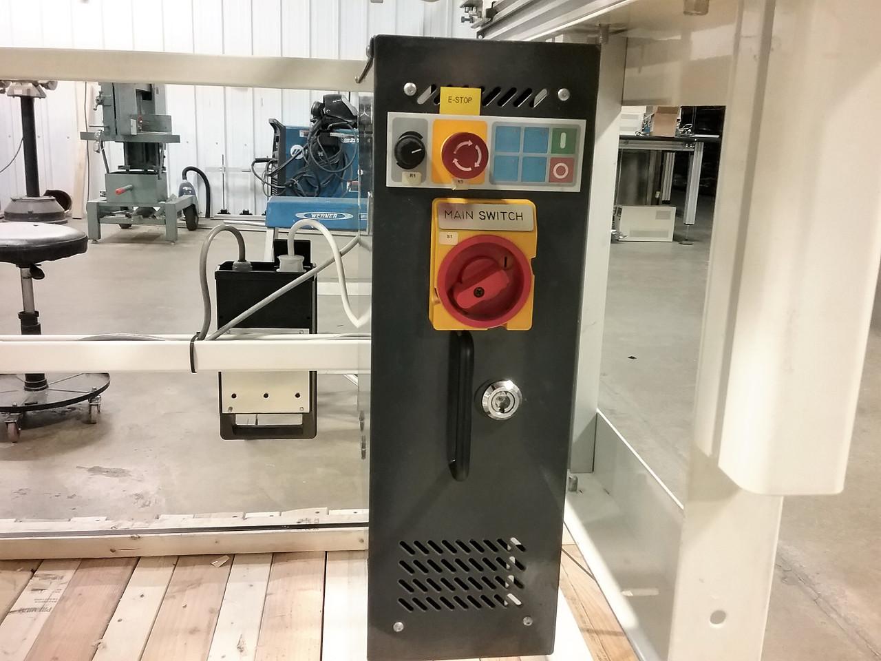 JOT 2 Person Workstation Conveyor (190306)4
