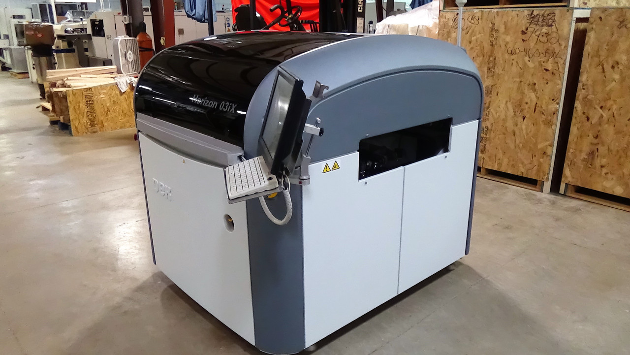 DEK Horizon 03ix Screen Printer w/Hawkeye (191004)