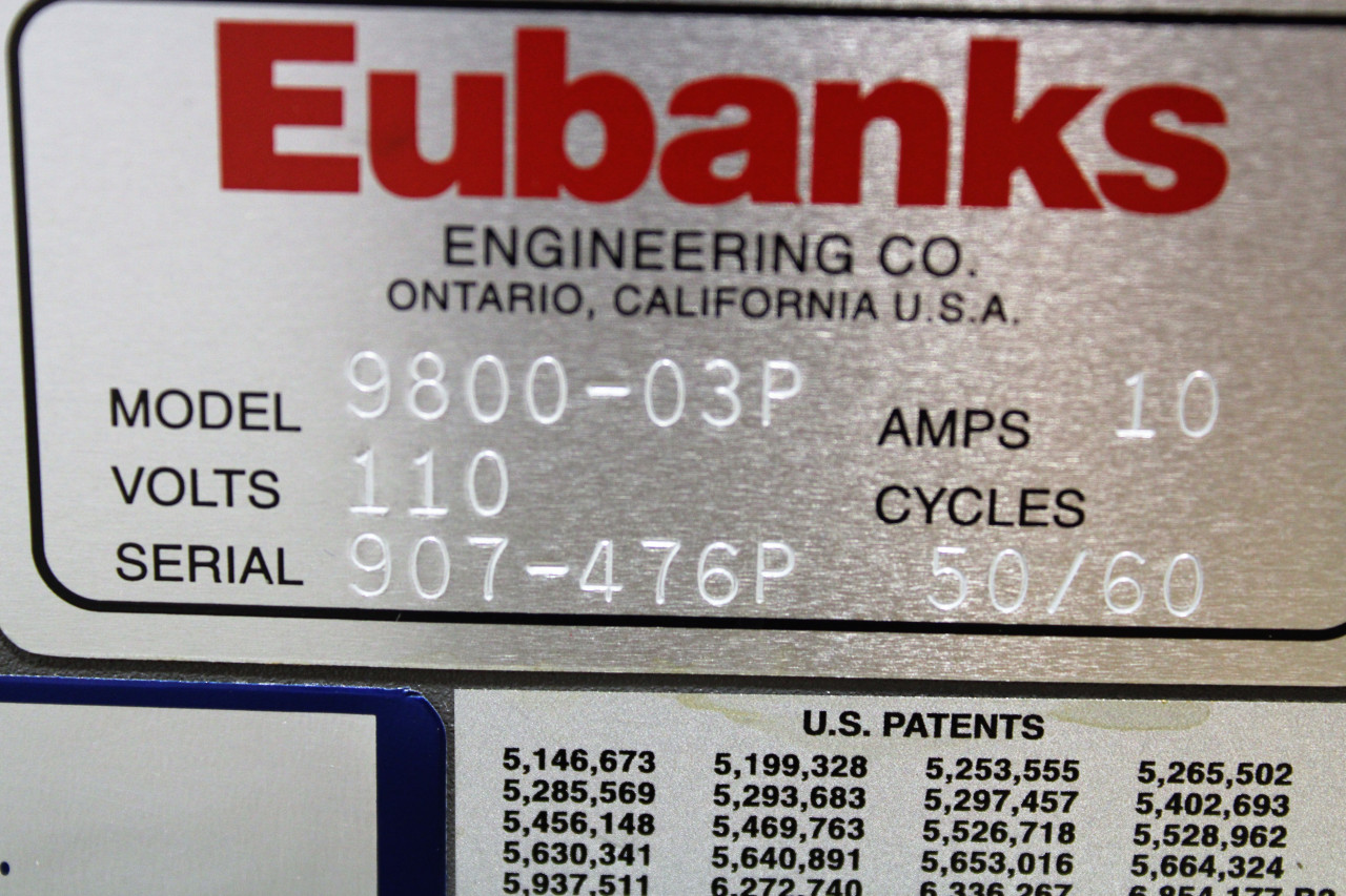 Eubanks 9800 Wire Stripper (200215)