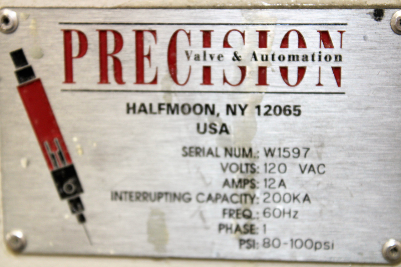 PVA 2400 Automated Dispensing System (191203)