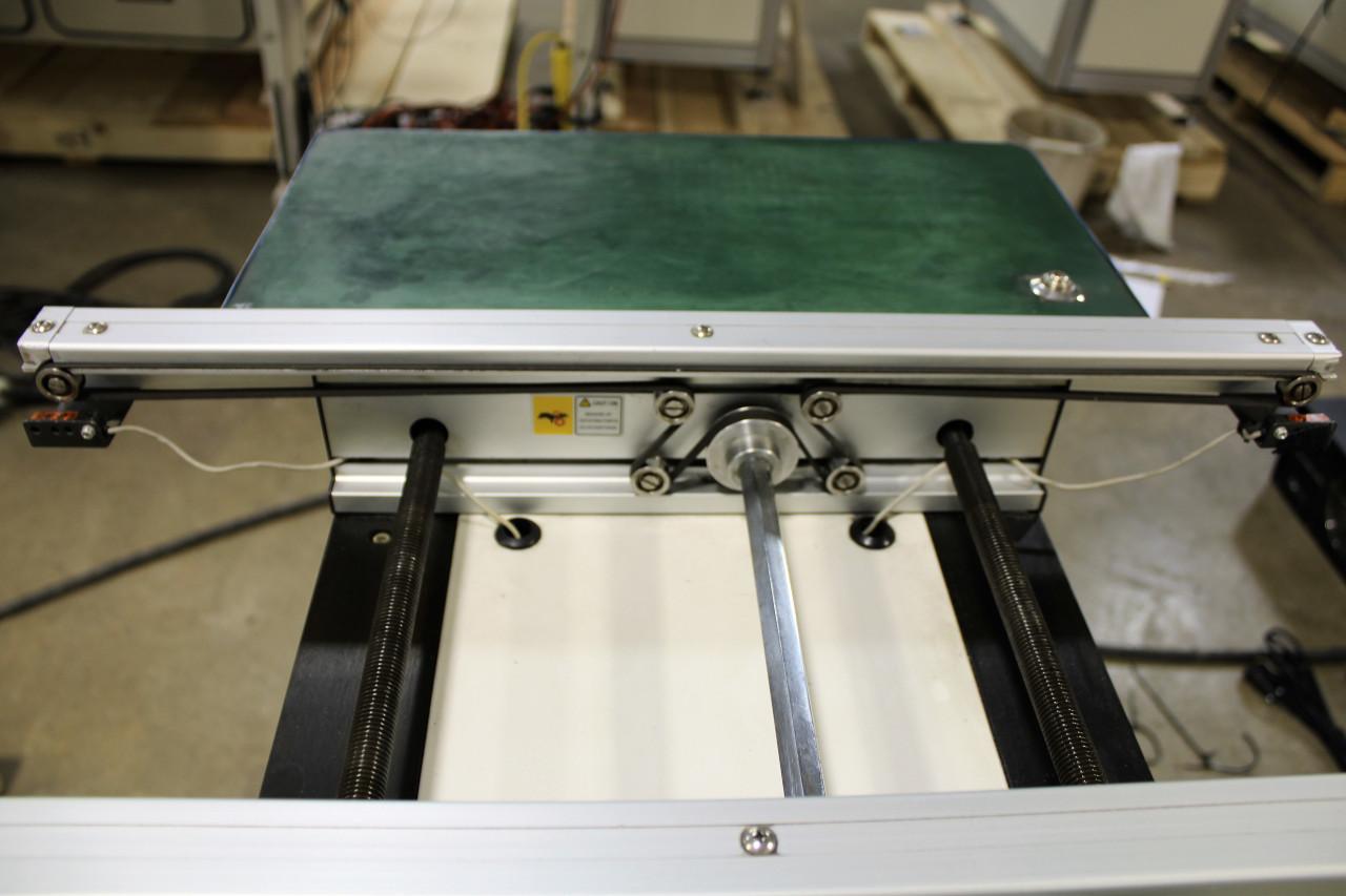 JT Electric BC-600 .6 Meter Inspection Conveyor (200603)