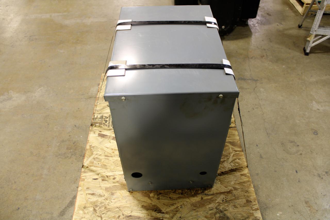 Square D 30T6H Transformer 480 to 240 Volts, 30 KVA (200606)