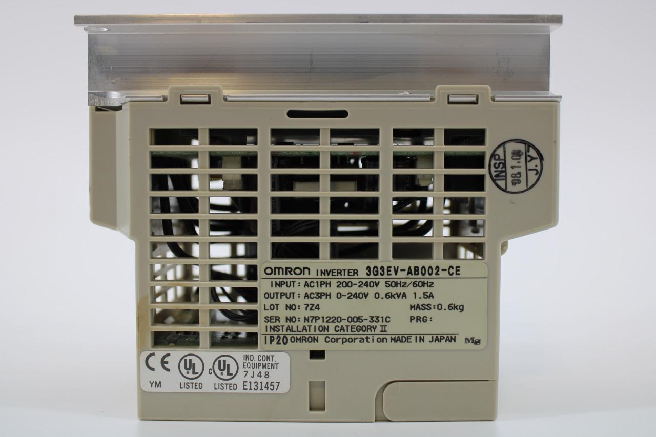 Omron 3G3EV-AB002-CE Inverter