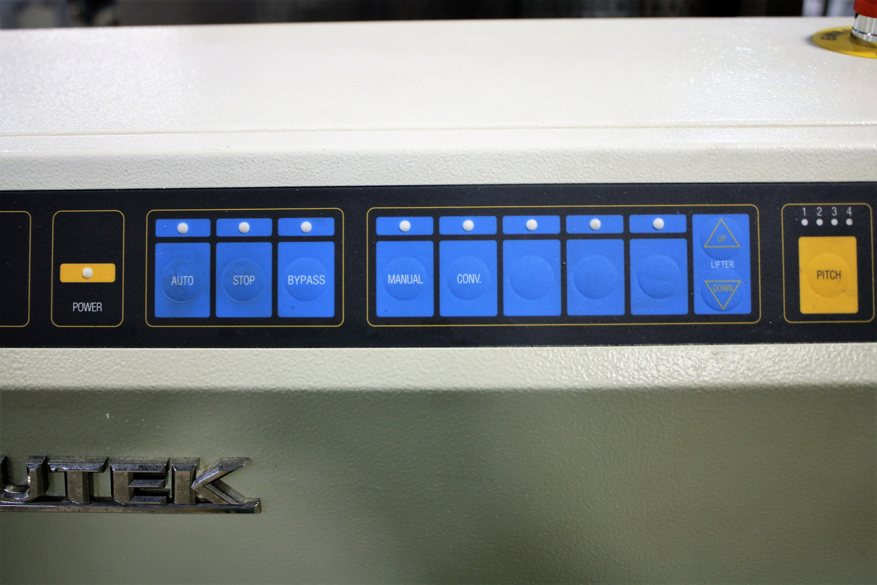 Nutek NTM230PSL Bare Board Restacker (210616)
