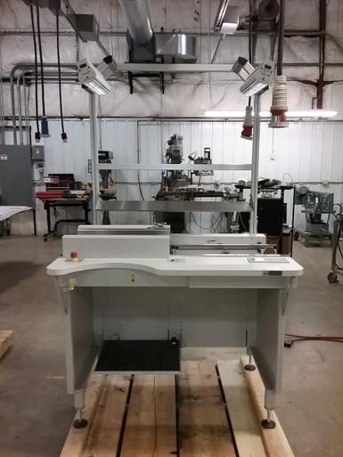 Asys Trm02 Reject Conveyor Workstation 190305 Jmw