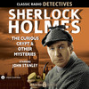 Sherlock Holmes: The Curious Crypt & Other Mysteries