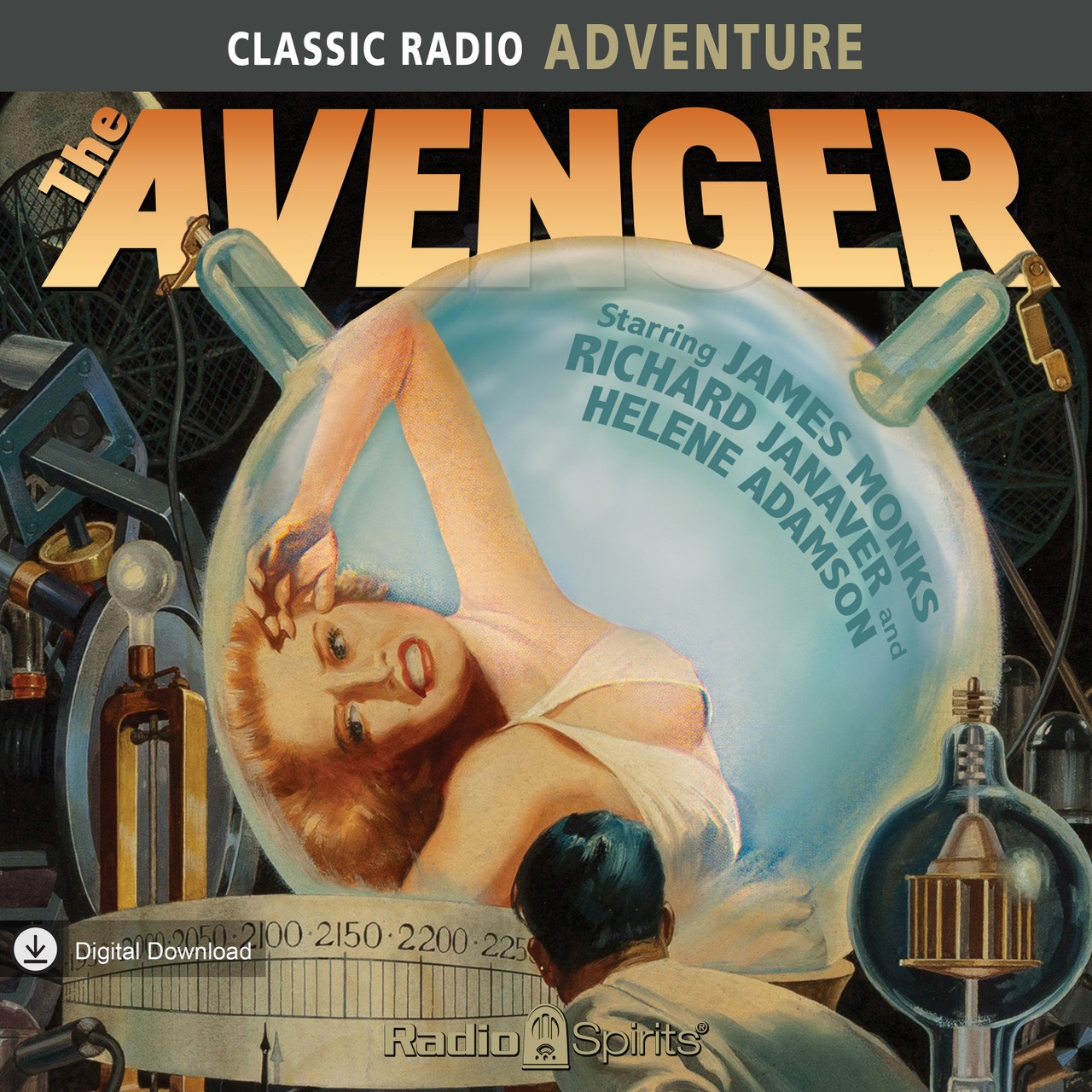 The Avenger (MP3 Download)