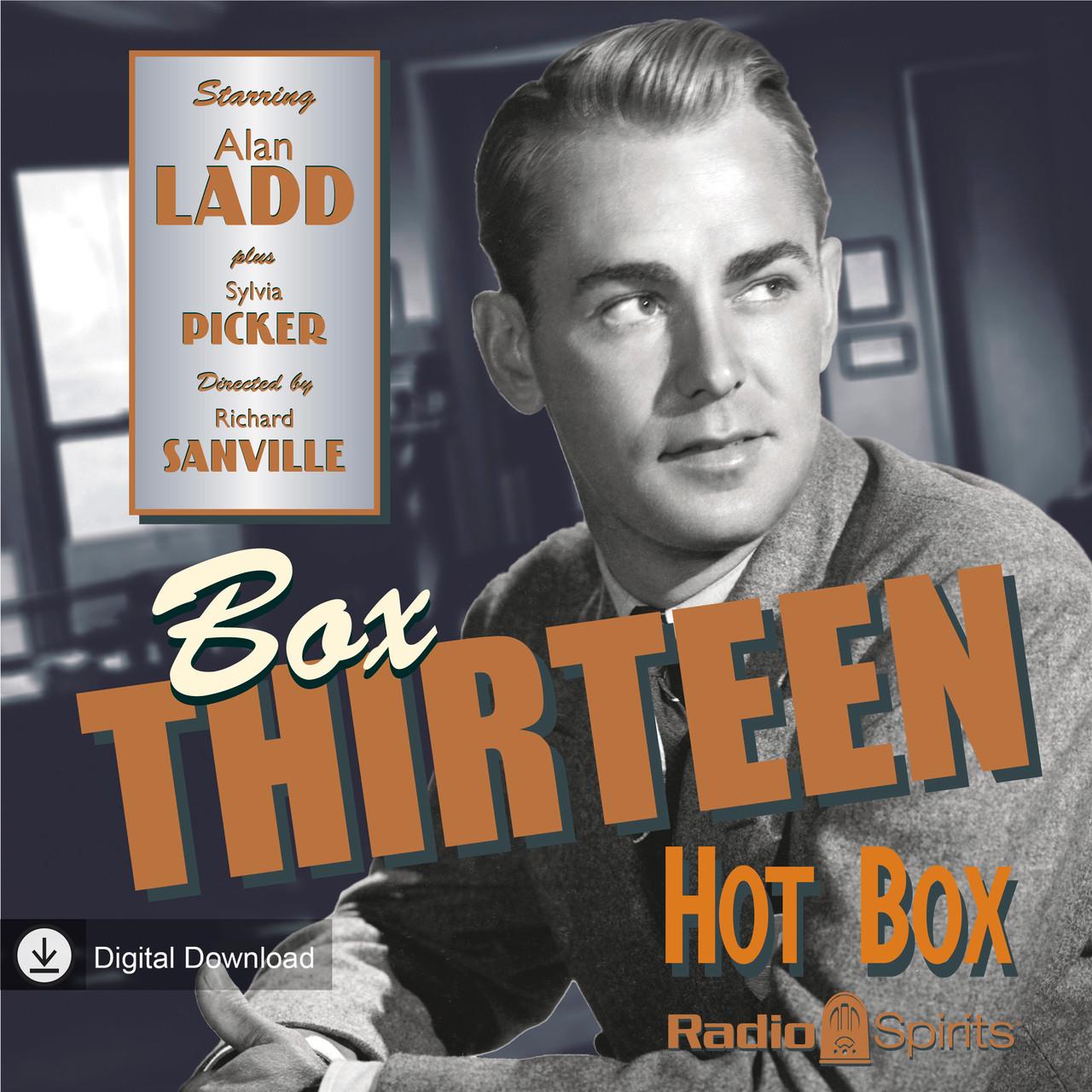 Box Thirteen: Hot Box (MP3 Download)