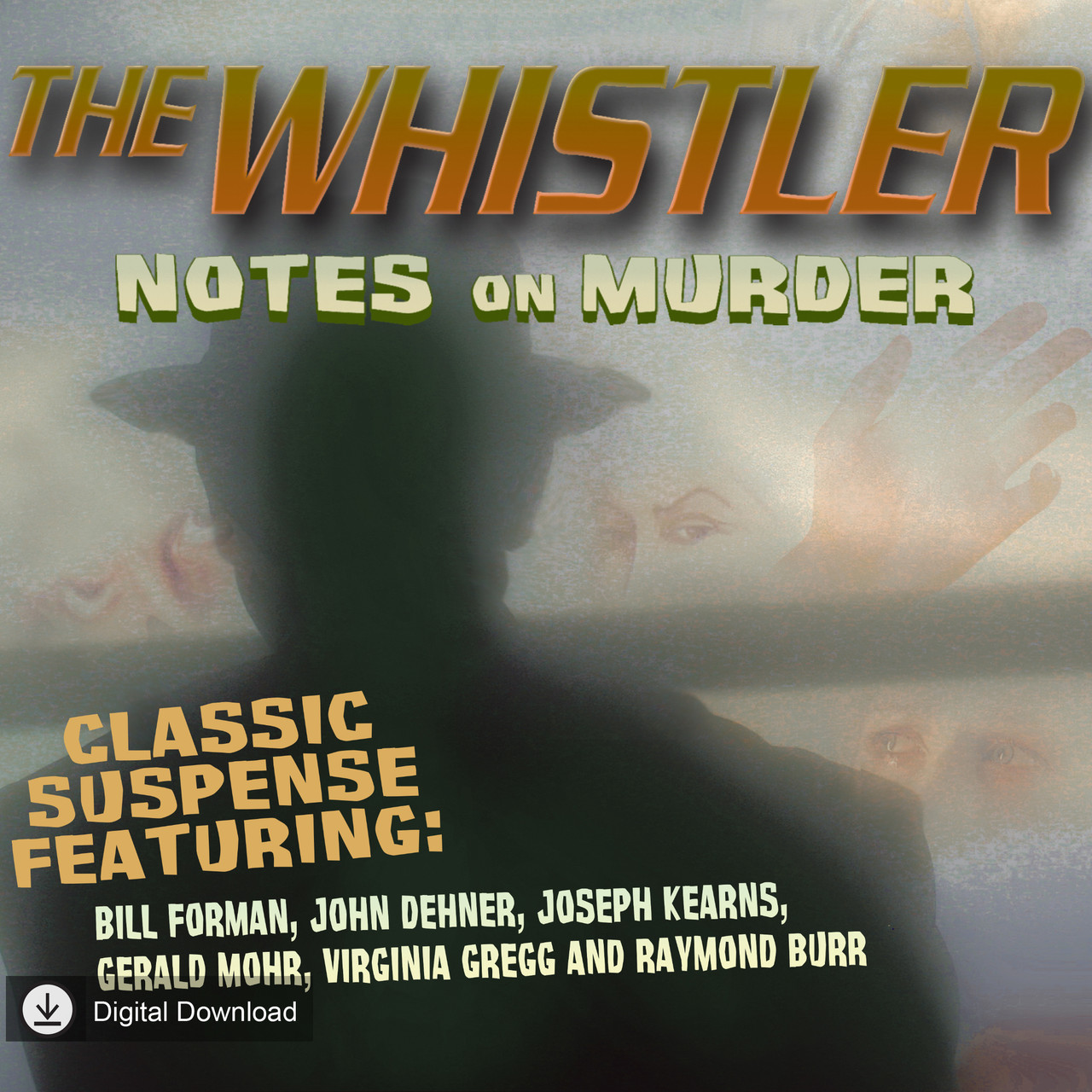 The Whistler: Notes on Murder (MP3 Download)