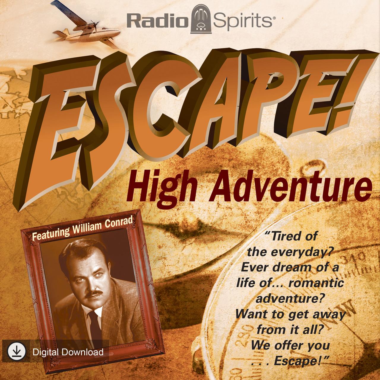 Escape: High Adventure (MP3 Download)