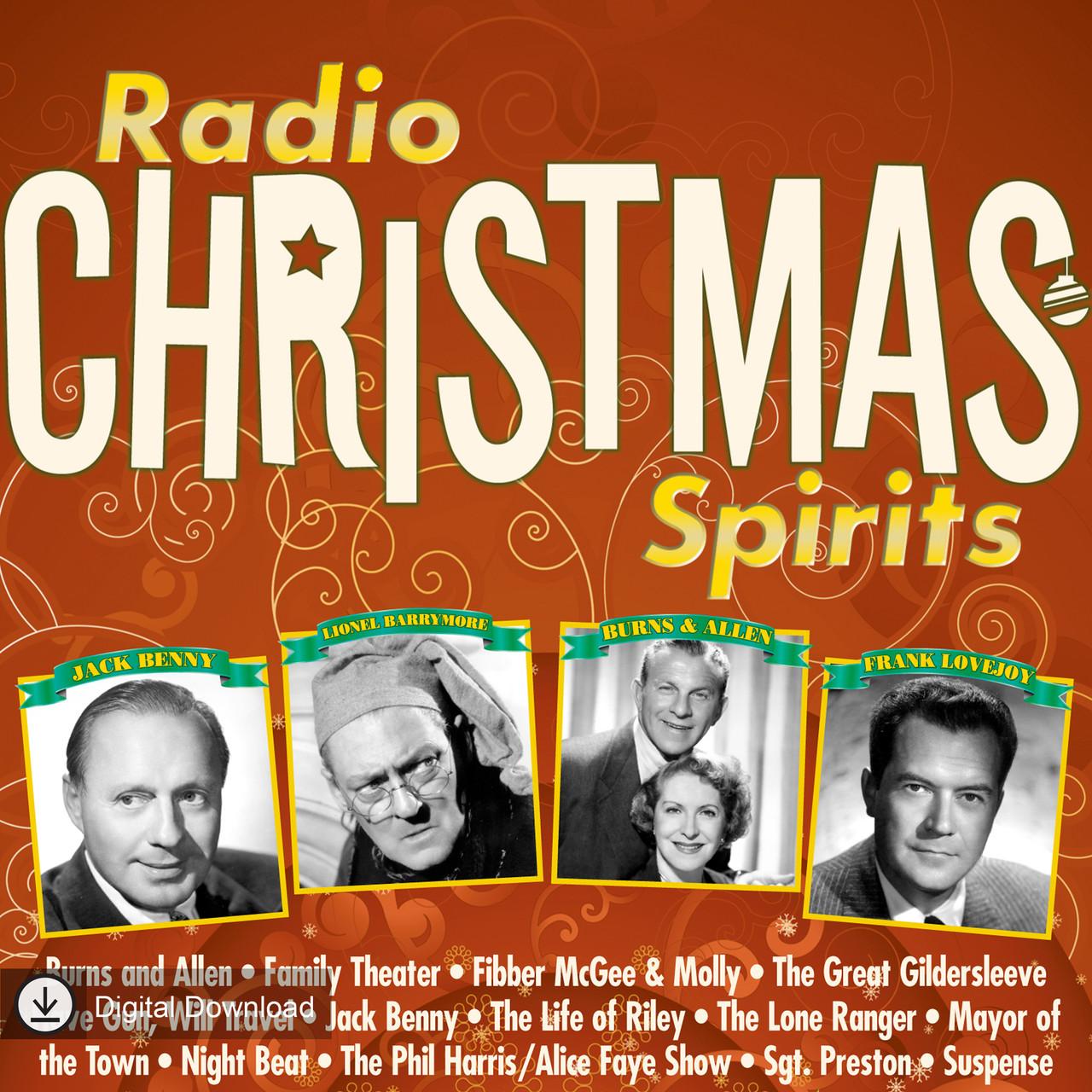 Radio Christmas Spirits (MP3 Download)
