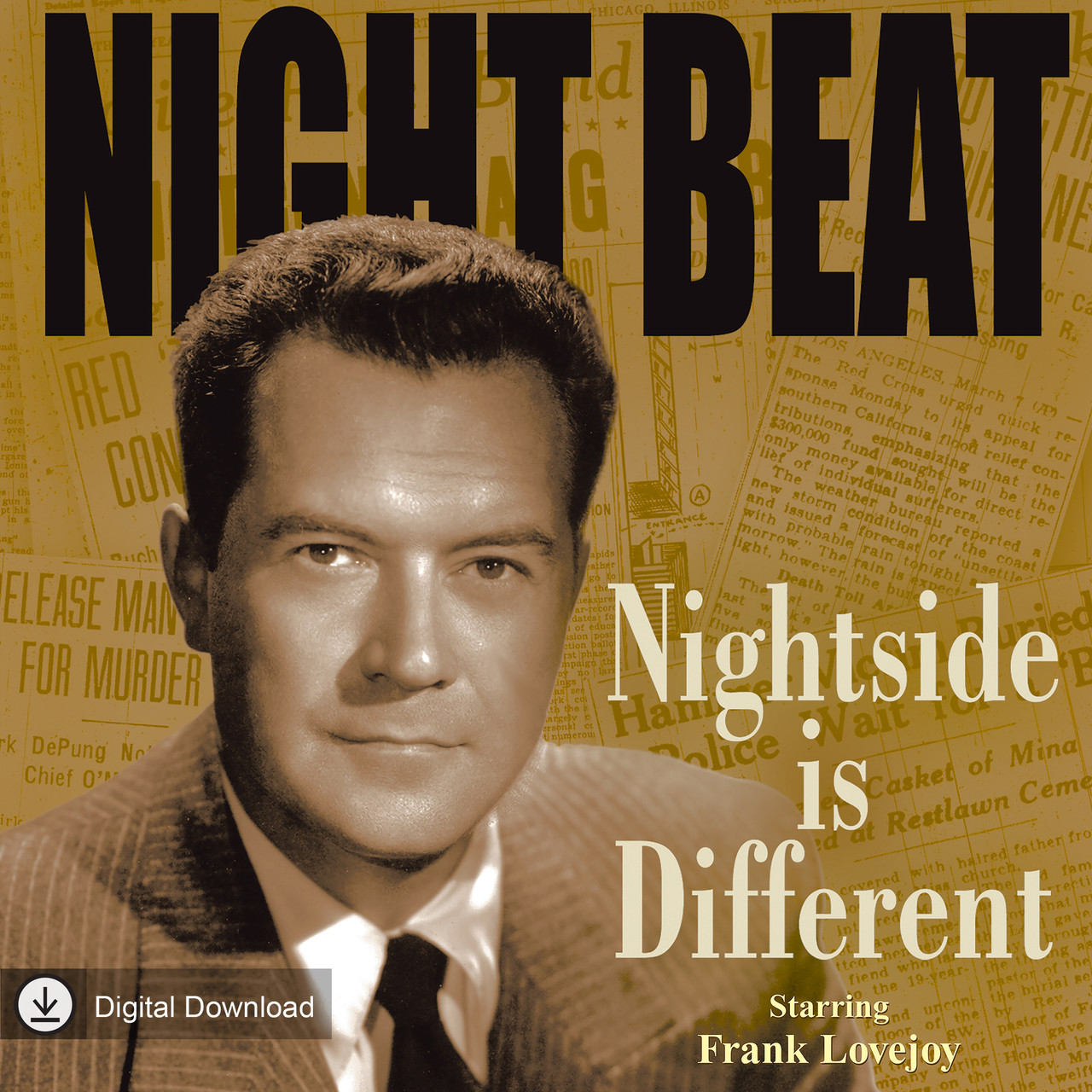 Night Beat: Nightside is Different (MP3 Download)