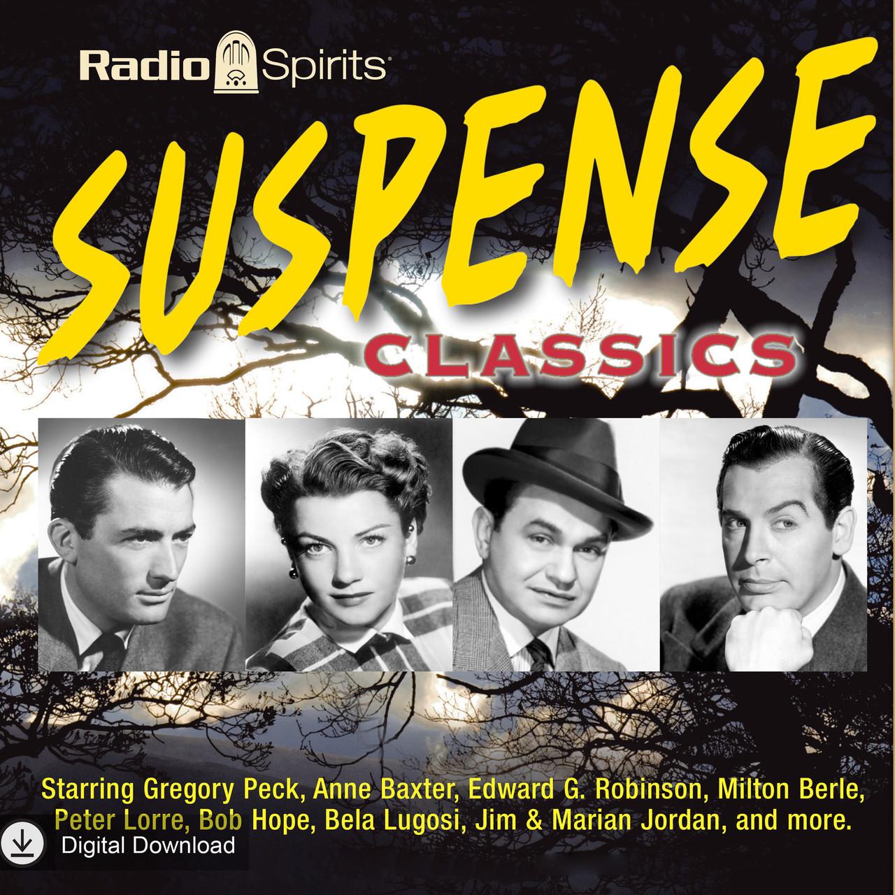 Suspense: Classics (MP3 Download)