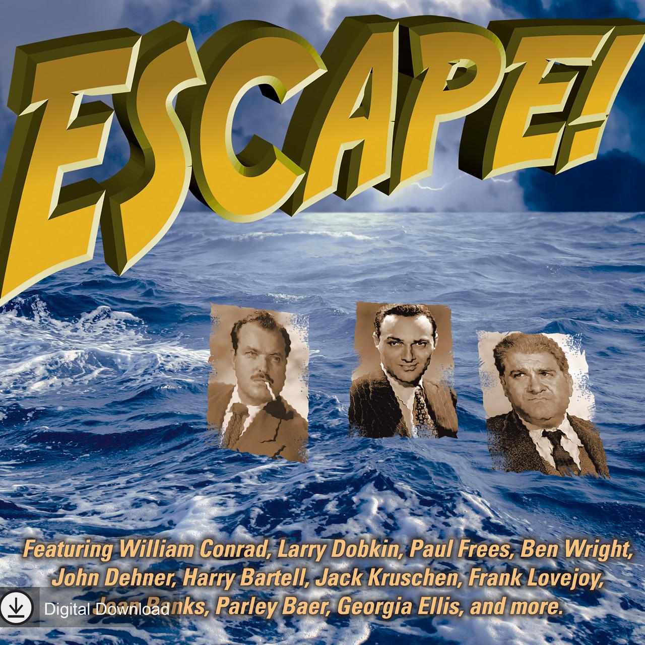 Escape: Journey Into Fear (MP3 Download)